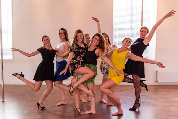 Salsa Workshop in Den Bosch